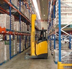Warehouse Narrow Aisle Pic