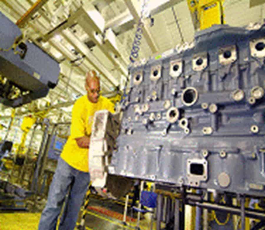 Diesel Assembly Line