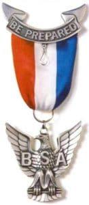 Eagle Scout Medal Image