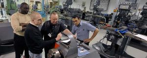 Educational Programs - Shop Floor Pic