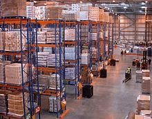 3PL Warehouse Picture, 3PL Warehouse Layout Planning And Design