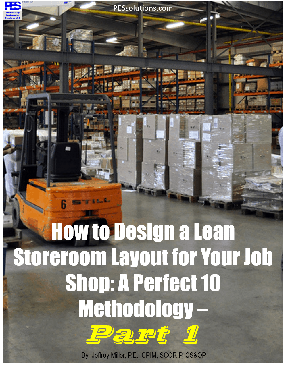 Job Shop Storeroom Image
