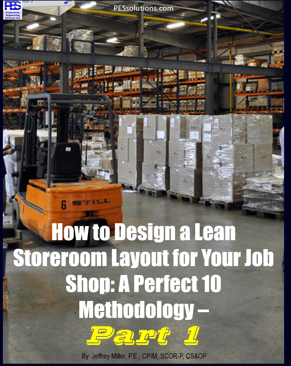 Job Shop Storeroom Image