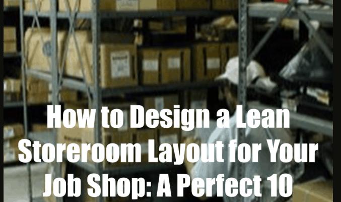 Storeroom Shelving Image