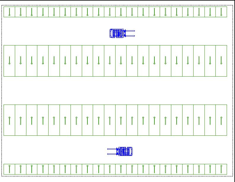 Typical Bulk Storage Layout - 2D CAD