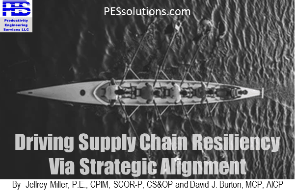 Rowing Team Pic - Driving Supply Chain Resiliency Via Strategic Alignment