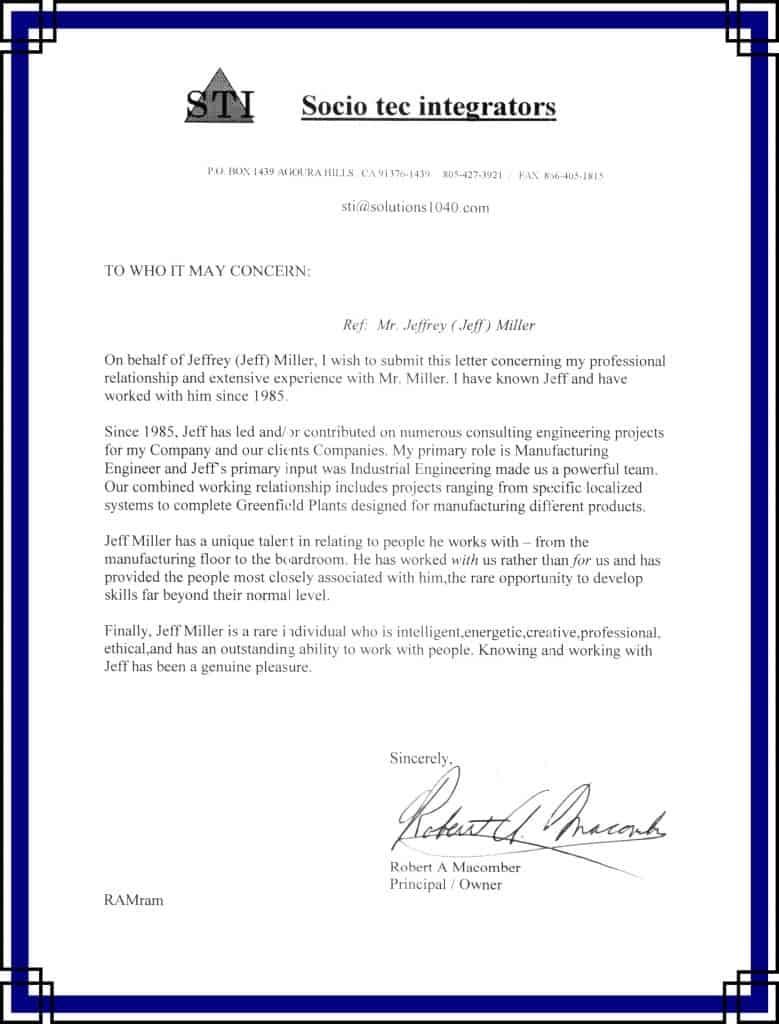 STI Kudos Letter (Click to open!)