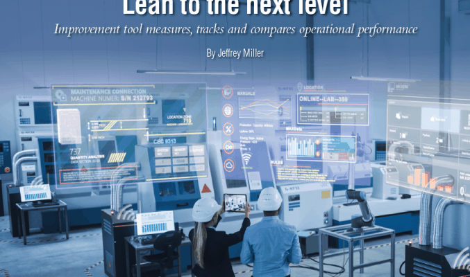 """Featured image for ISE Magazine Article titled """"Added value assessment takes Lean to the next level"""""""